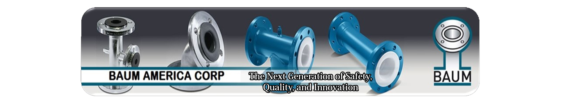 PTFE-Lined Pipes | Charleston, WV - Baum America Corp
